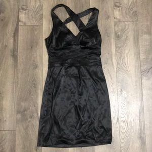 B. Darlin Sz 7 Black Homecoming Dress